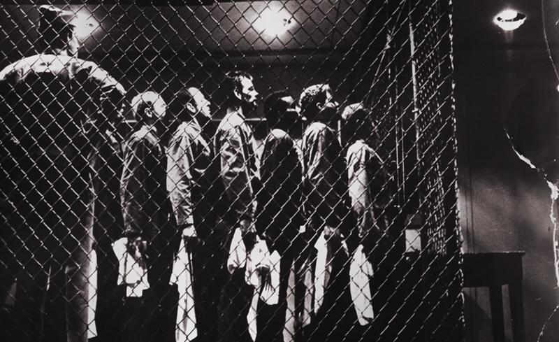 The Brig 1964 Jonas Mekas, jonas mekas, the brig,