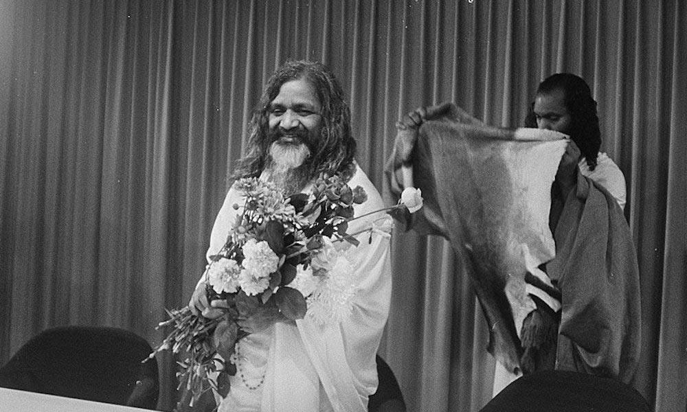 Maharishi Mahesh Yogui,