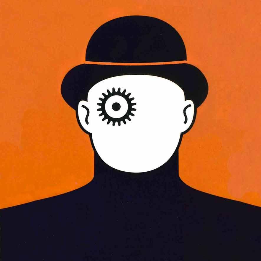 Anthony Burgess, a naranja mecanica explicacion, la naranja mecanica resumen, la naranja mecanica sinopsis, El tornillo de Klaus, revista de cine, la naranja mecánica película, stanley kubrick la naranja mecanica, stanley kubrick, 1971,