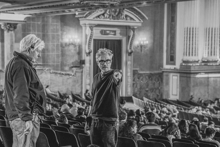 Roma Netflix, Alfonso Cuarón, Roma Cuarón, El tornillo de Klaus, Revista de cine,